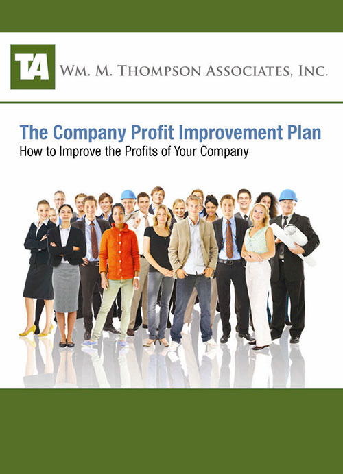 1 – The Company Profit Improvement Plan