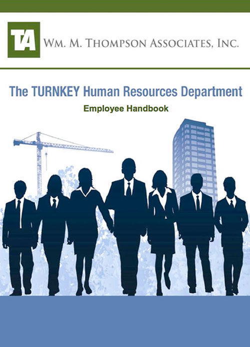 2 – The TurnKey Human Resources Department